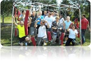 team building experience attività