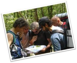 team building orienteering attivita'